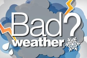 bad weather banner image